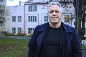 Peter Kristensson. Foto: Karin Kristensson