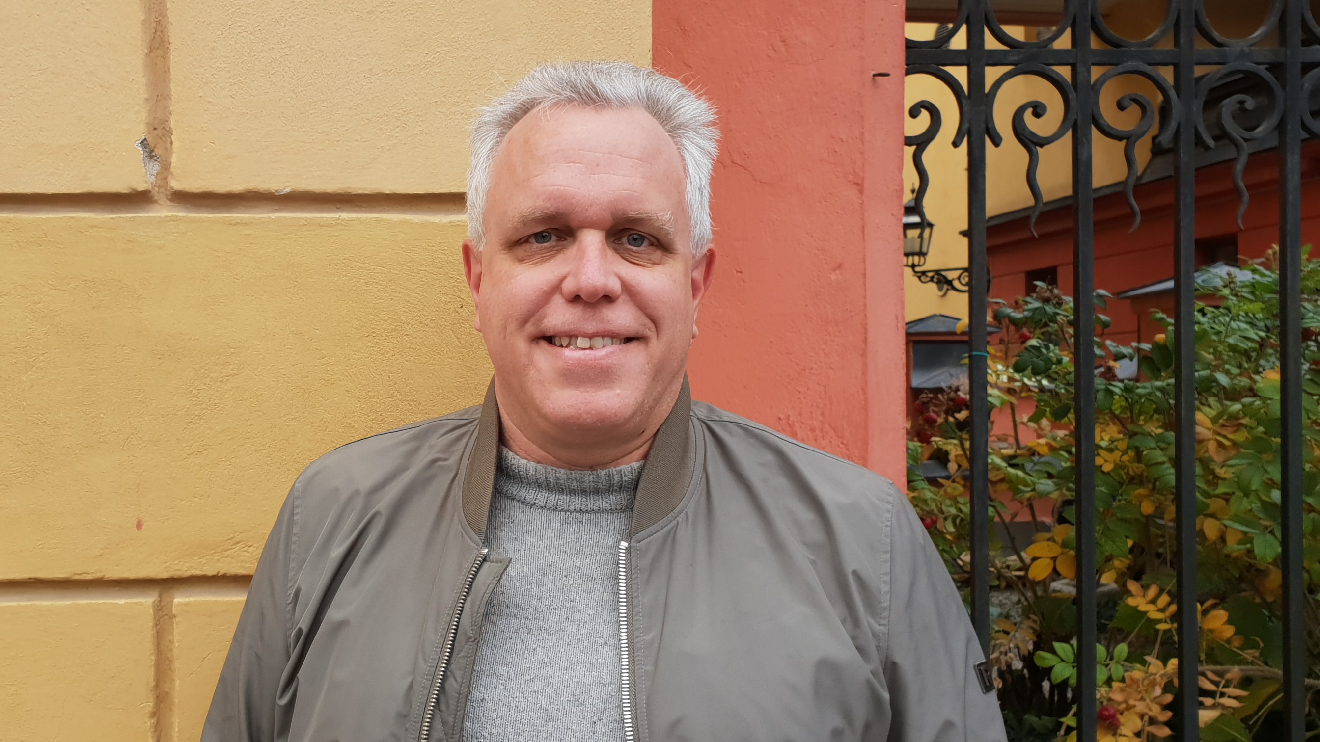 Peter Kristensson. Foto: Anna Kristensson