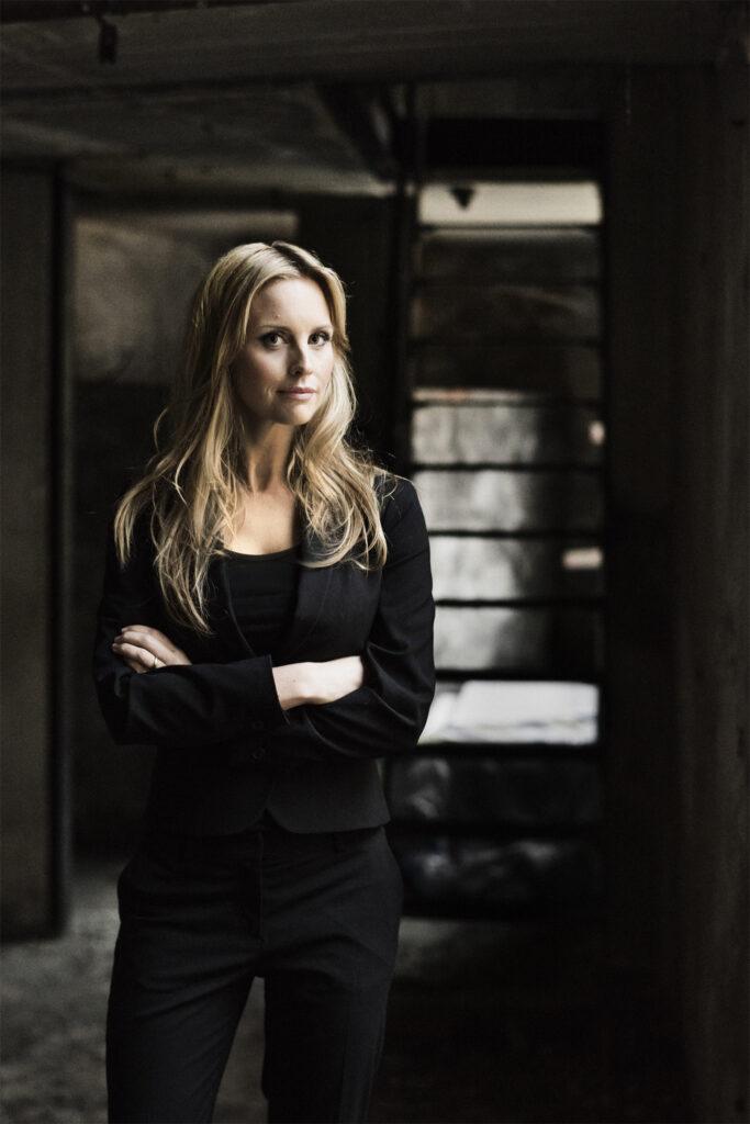 Emelie Schepp. Foto: Eva Lindblad