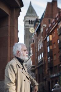 Peter Kristensson. Foto: Niclas Fasth